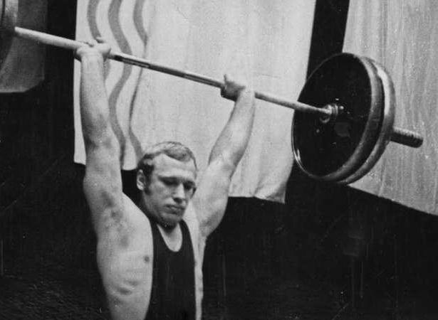 1973 The best athletics of Leningrad (USSR) Total = Snatch + C&J