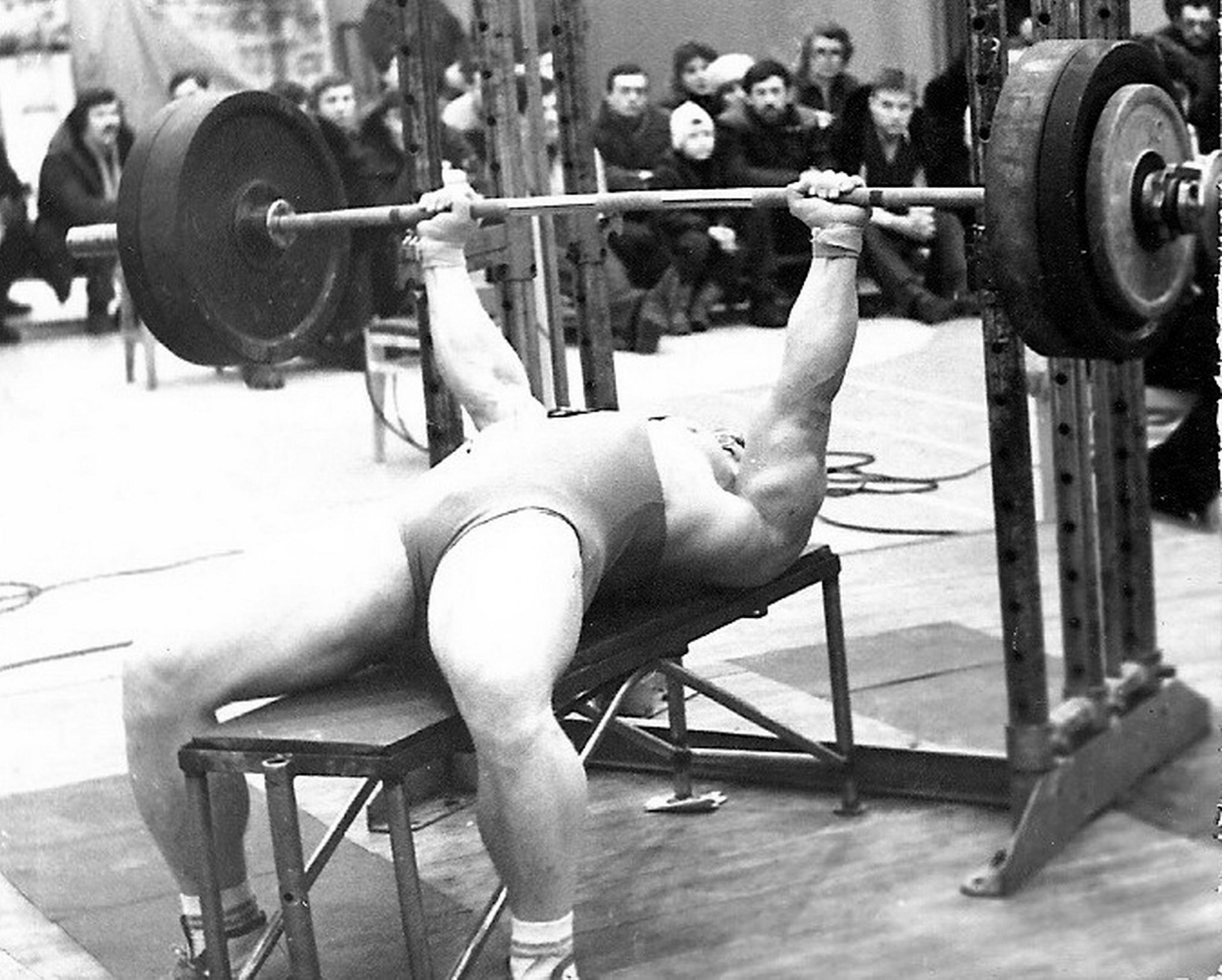 Время отдыха между подходами в силовом тренинге - от вице-чемпиона СССР