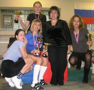 Аллюры Спортстудии 15-16