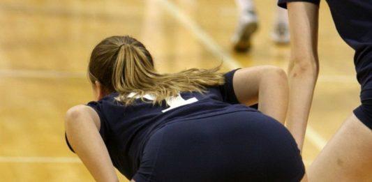 Женский волейбол нельзя не любить!
