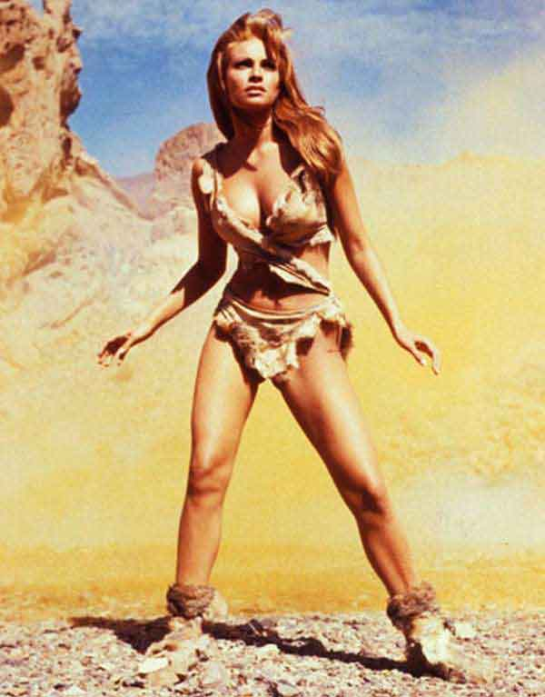 Миллион лет до нашей эры и первая мини бикини