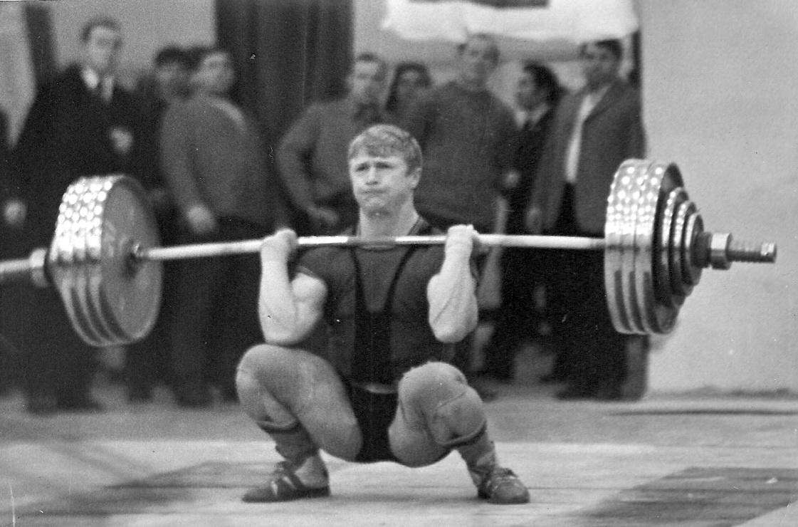1975 Weightlifting Leningrad Champions (USSR)