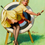 Pin-Up girls 100 beautiful pictures