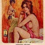 Pin-Up & Pulp Covers Красотки на обложках