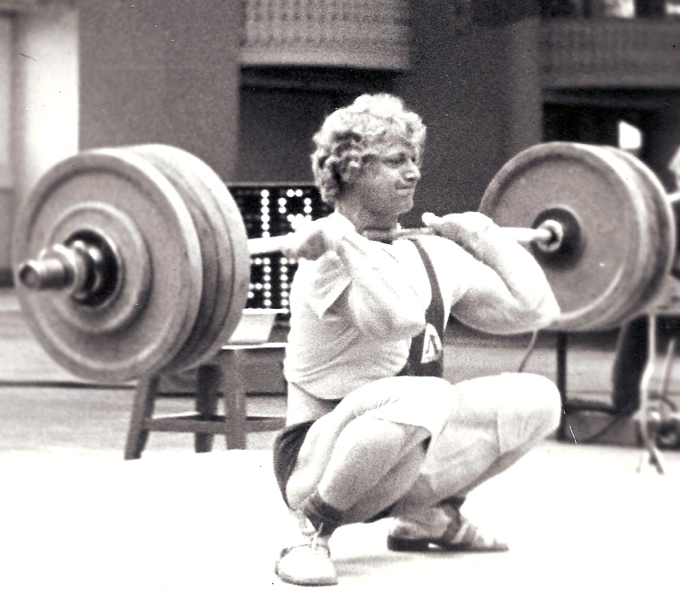 1979 Weightlifting Leningrad (USSR) records