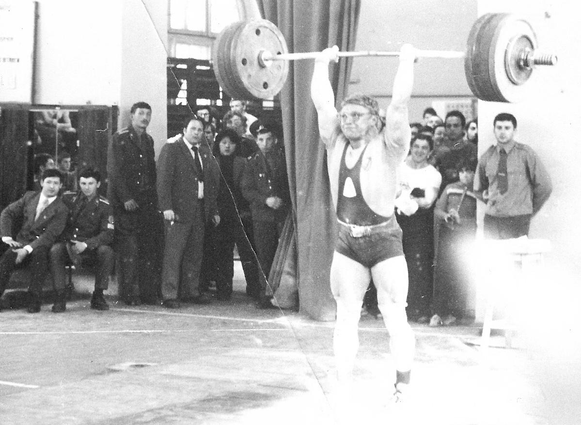 1982 Spartakiad of Leningrad - Champions