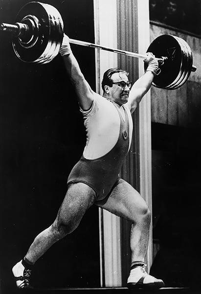 Знаменательные даты в истории тяжелой атлетики СССР