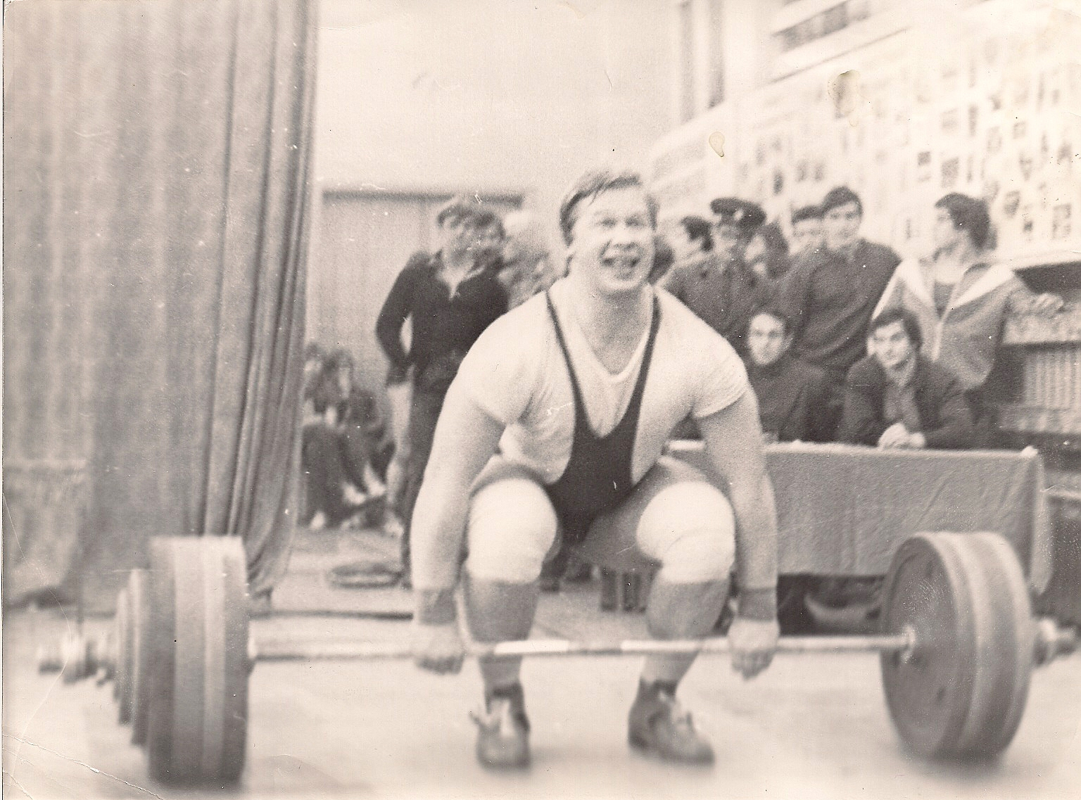 1981  Weightlifting records of Leningrad (USSR)