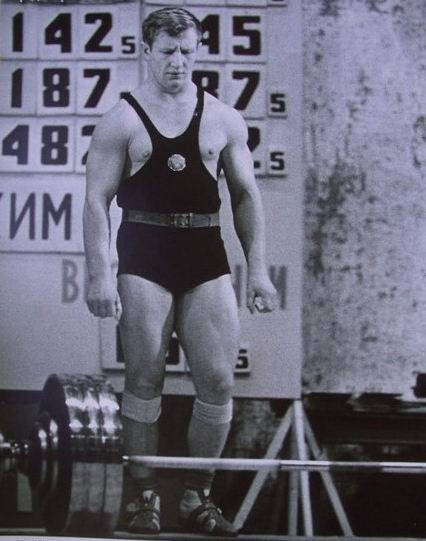 1972 USSR Weightlifting Championship. Total (Press + Snatch + C & J)