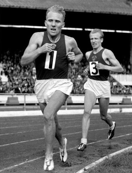 Владимир Куц - двукратный олимпийский чемпион