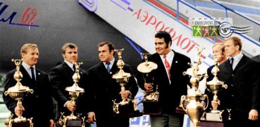 1970. Чемпионы мира в Колумбусе
