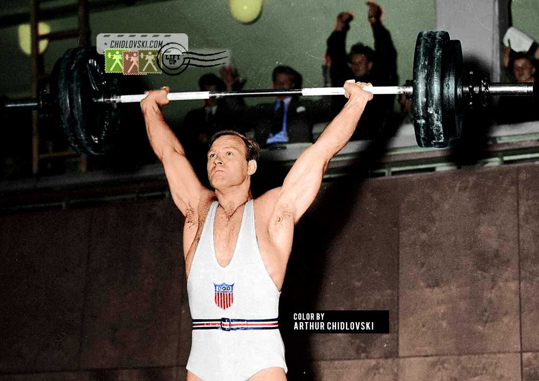 Norbert Schemansky, Who Won Weight-Lifting Gold but Little Applause Back Home