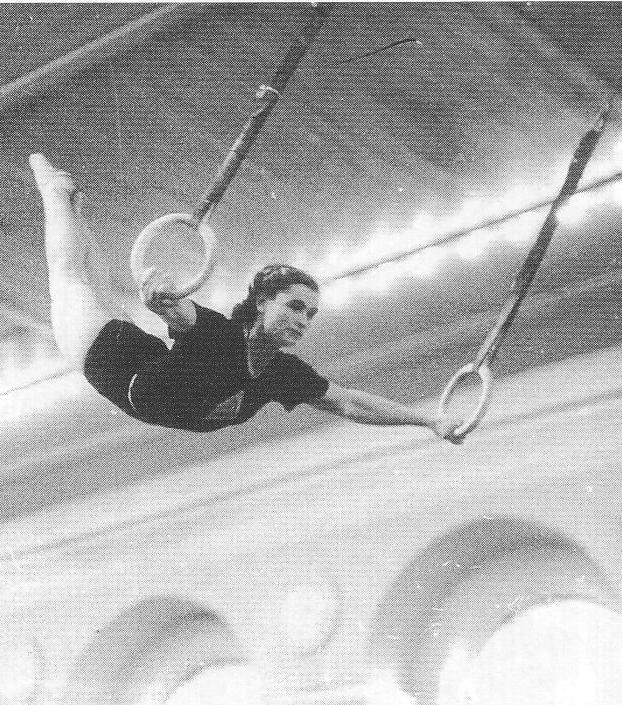 Данилова Пелагея - в память о чемпионке Олимпиады 1952