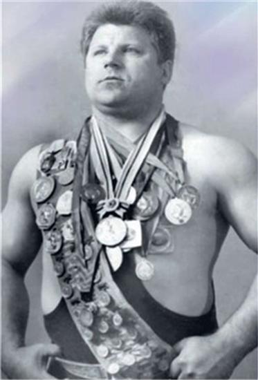 Голованов Владимир. В память о чемпионе ОИ
