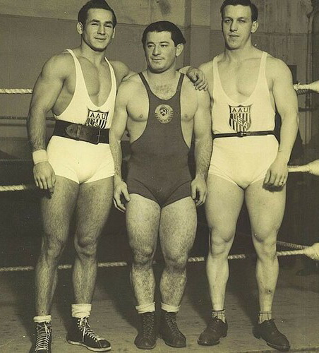 1946 World Championships Team USA