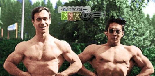Олимпийские чемпионы 1952: молодые, сильные и красивые!